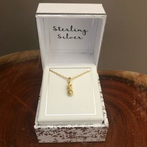 Jewelry - New gold pineapple necklace
